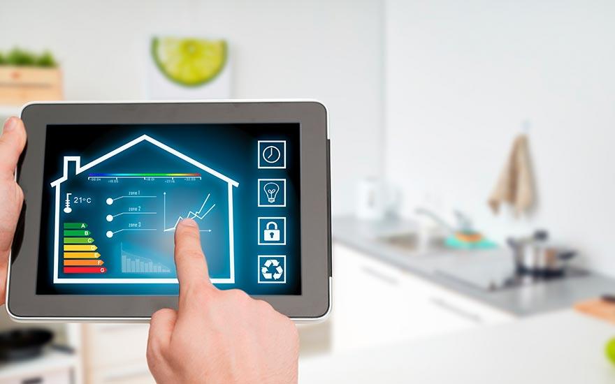 Appareil consommation énergétique maison