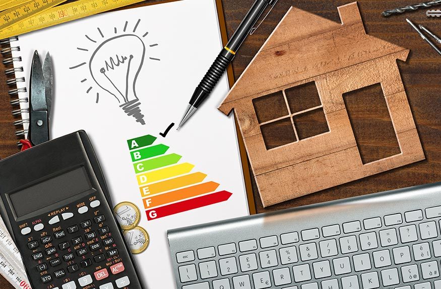 Consommation énergétique maison