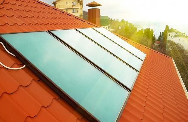 Chaudière énergie solaire