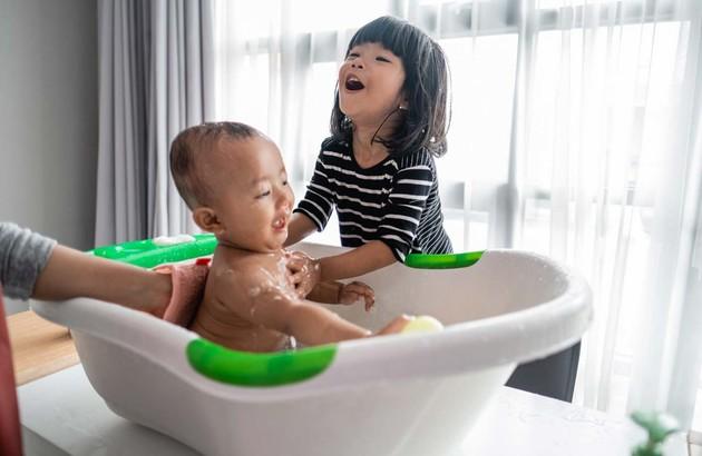 Les baignoires pour bébés et nouveaux-nés