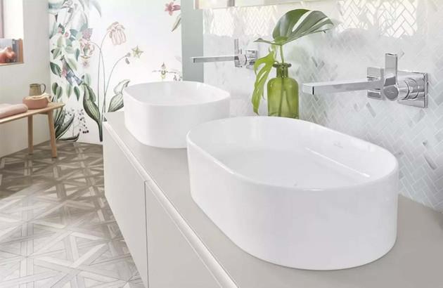 Vasque à poser Villeroy & Boch Collaro
