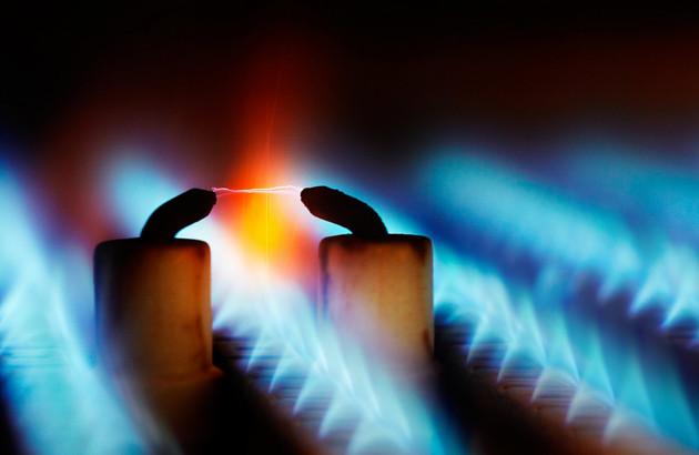 Chauffage au gaz, système complexe