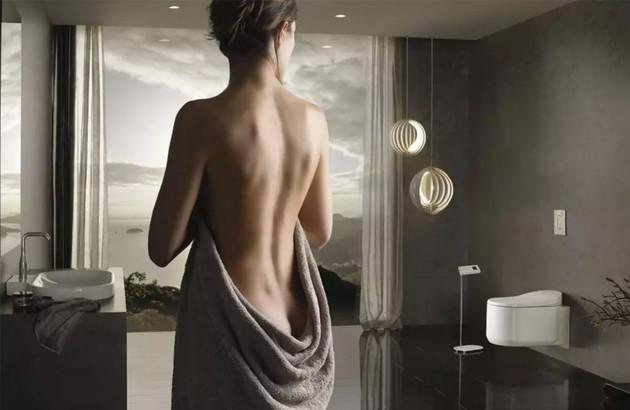 Toilette lavant Sensia® Arena de Grohe