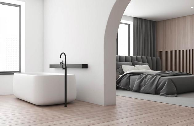 Salle de bain familiale: à chacun son espace
