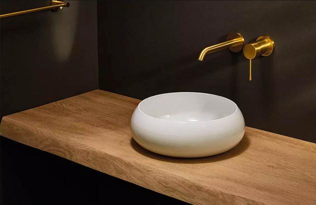 La vasque de forme ovale Bettecraft par Bette