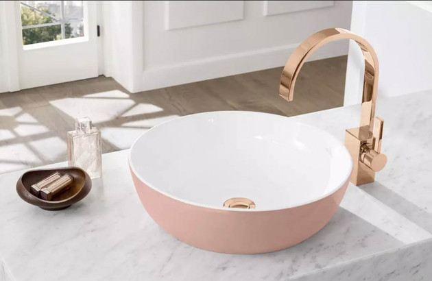La vasque à poser Artis Color de Villeroy & Boch