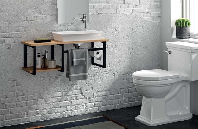 Lave mains Esquisse version atelier de Decotec