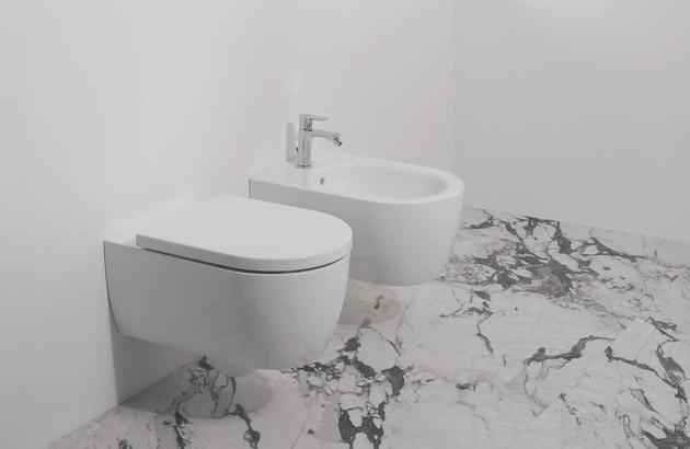 WC Blend Curve suspendu d'Ideal Standard