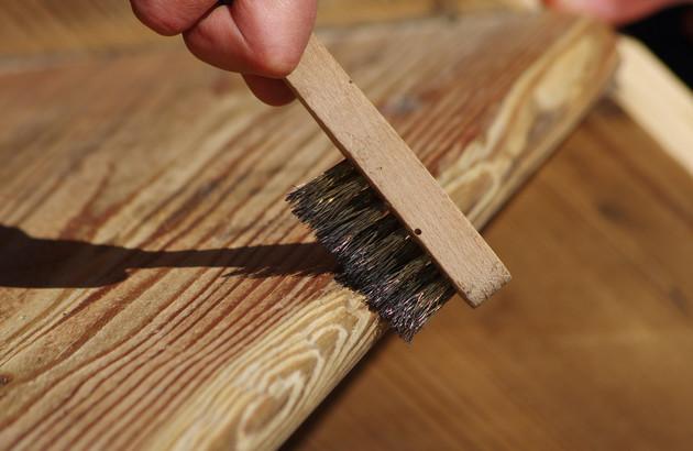 Entretien du bois