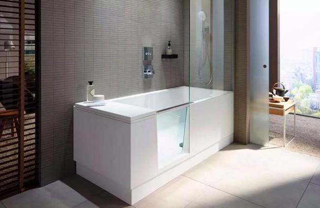 Baignoire Shower Bath de Duravit