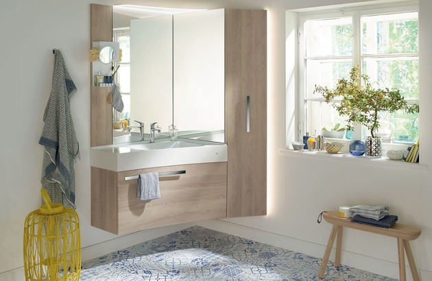 Le mobilier de salle de bain