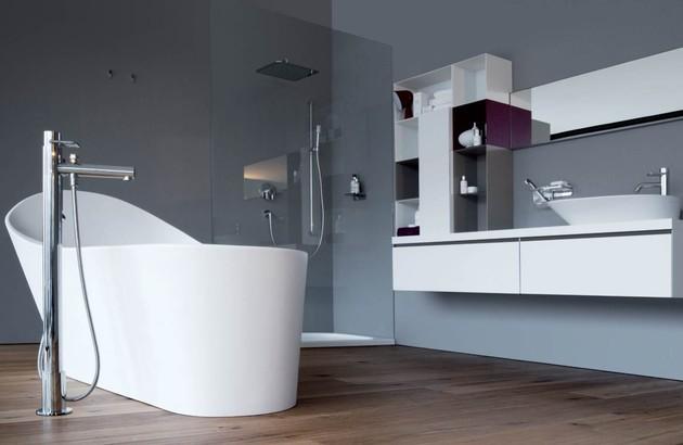 Créer une salle de bains design