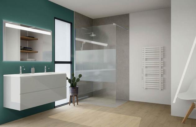La préparation du sol pour la pose d'une douche italienne