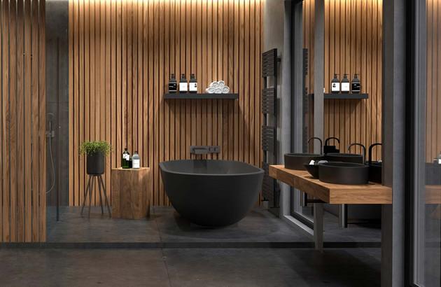 Entretenir une vasque en bois
