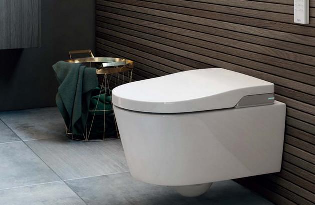 WC japonais suspendu In-Wash® Inspira de Roca