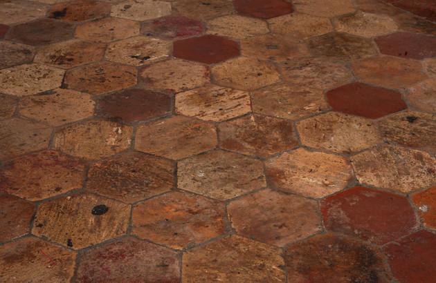 Les traitements des carreaux en terre cuite