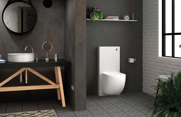 WC broyeur W40 SP Silence Box de Watermatic