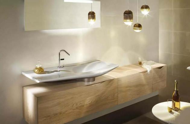 Une gamme de meubles design: Stillness de Jacob Delafon