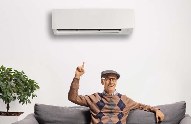 L'importance de posséder un bon système de climatisation pour les personnes âgées