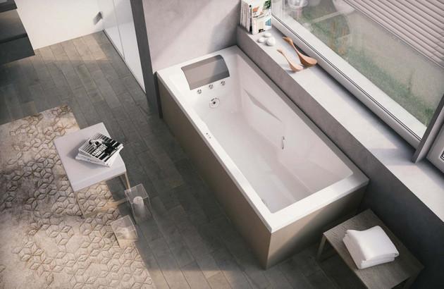 Les baignoires balnéo