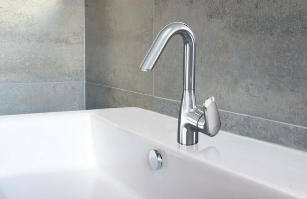 Mitigeur lavabo haut Derby Style de la marque Vigour