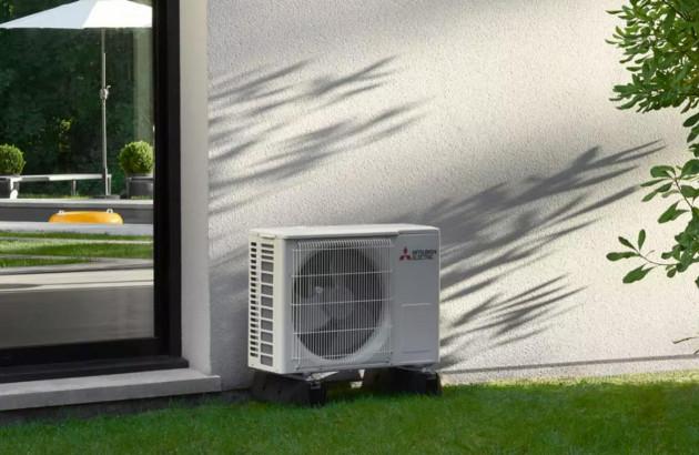 Pompe à chaleur air air Multi-Split R32 de MITSUBISHI ELECTRIC