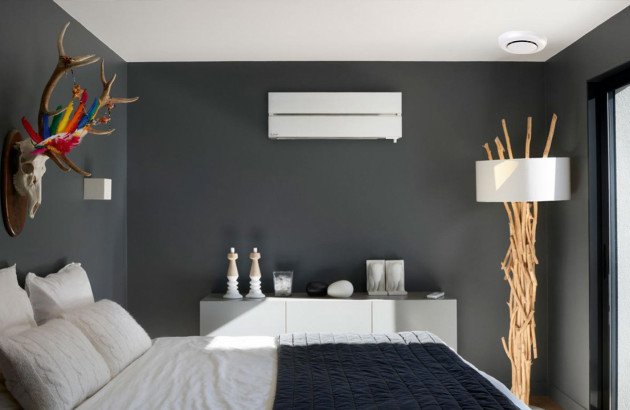 Pompe à chaleur air air Mural Design de Luxe MSZ-LN de MITSUBISHI ELECTRIC