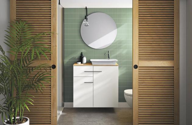 Meuble de salle de bain Picpus de Decotec