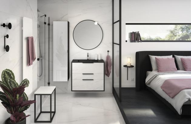 Meubles de salle de bain Inspiration 80 de Delpha