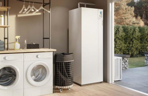 Unité intérieure  pompe à chaleur air-eau