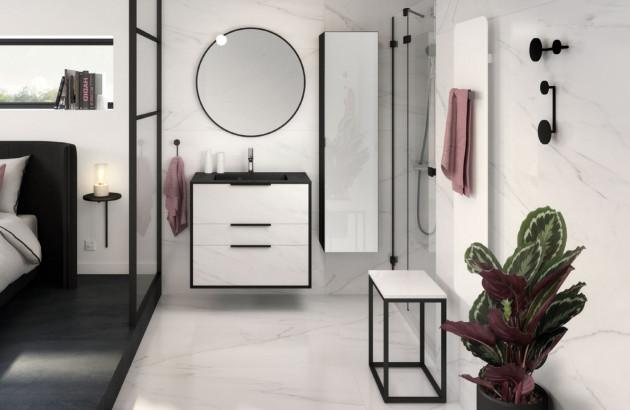 Meuble bas Ultra Cadra de Delpha, une collection idéale pour agencer son intérieur