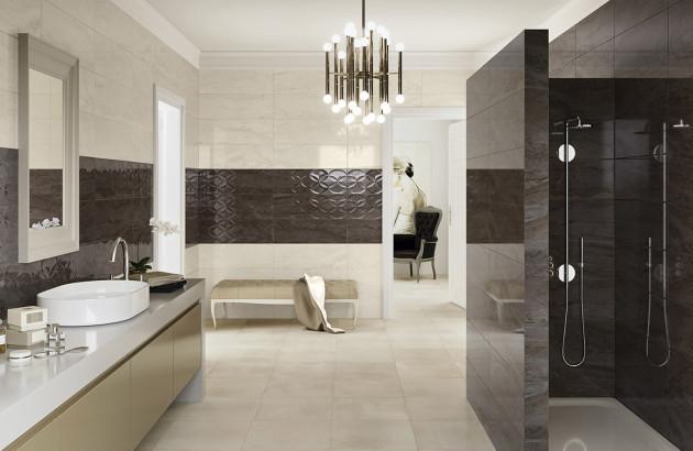 Marbre dans Salle de bain : 5 bonnes raisons | Espace Aubade