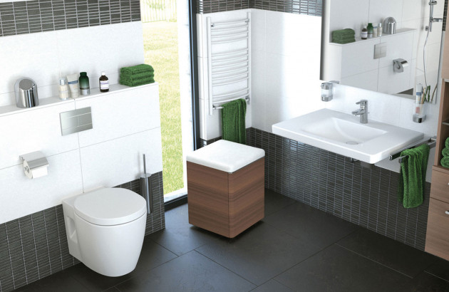 Ensemble WC Connect Freedom de Ideal Standard