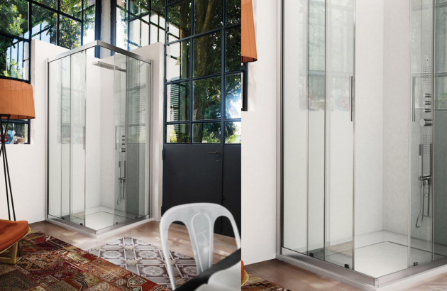 paroi de douche pour salle de bain parentale espace aubade. Black Bedroom Furniture Sets. Home Design Ideas