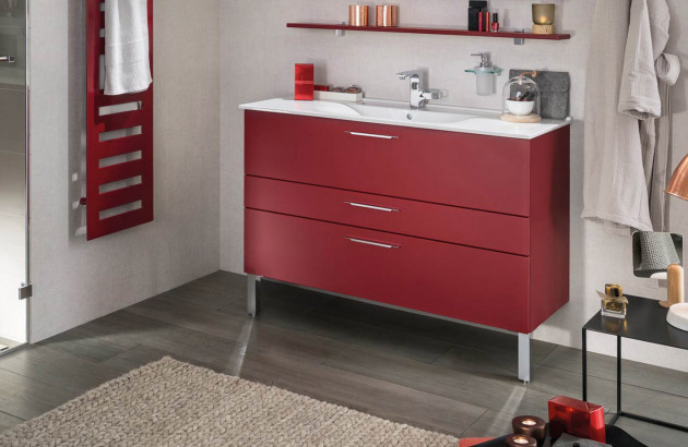 Meuble de salle de bains Soft 123 de Delpha