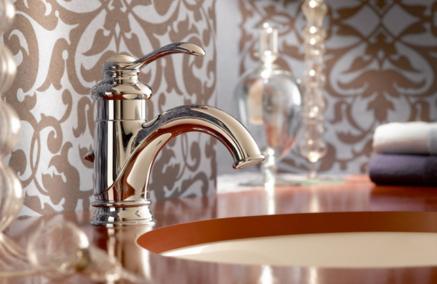 Robinet FairFax Jacob Delafon au design so British