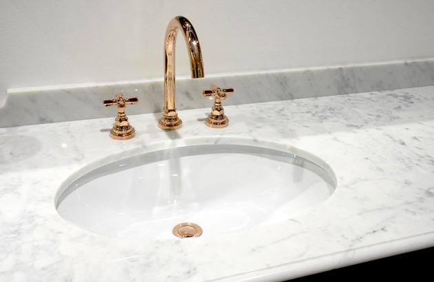 Robinet lavabo Ascott Horus style rétro