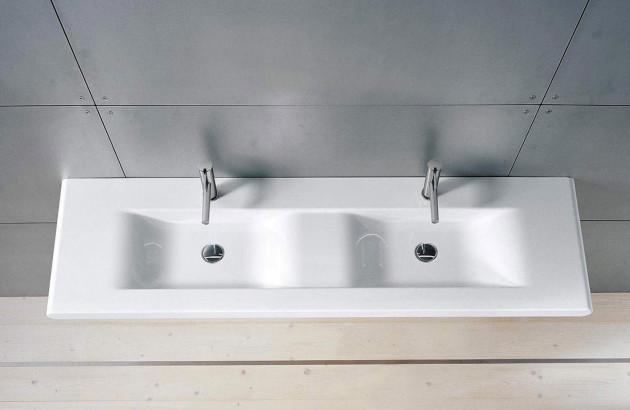 Double vasque Living de Laufen