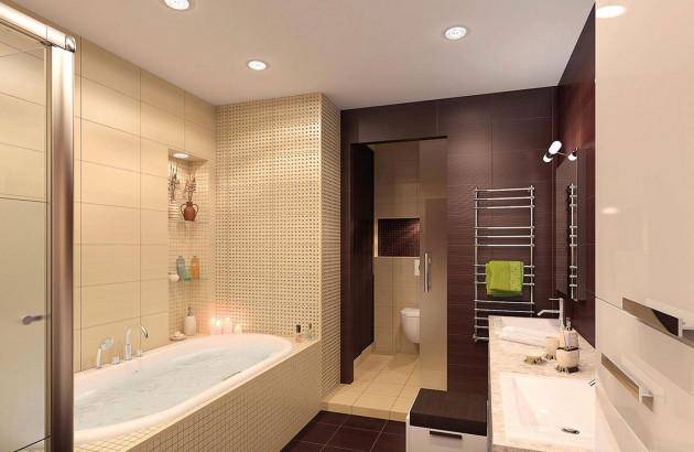 Luminaire de salle de bain Birdy d'Aric