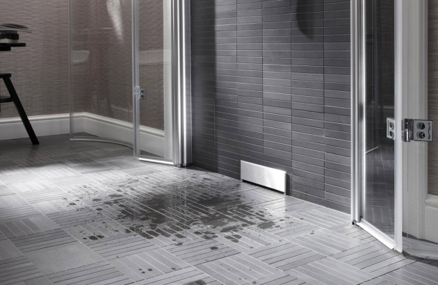 Salle de bain : l\'ardoise, un revêtement idéal ? | Espace Aubade
