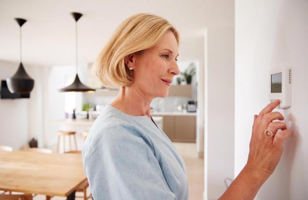 Ajoutez un thermostat d'ambiance pour un contrôle optimum de votre installation