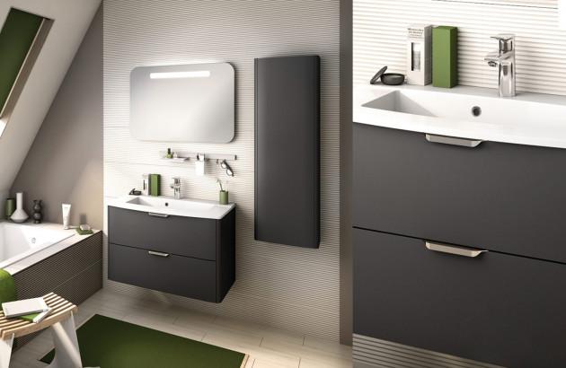 Meuble de salle de bains Studio par Delpha