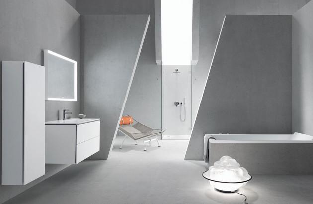 Salle de bains Laufen
