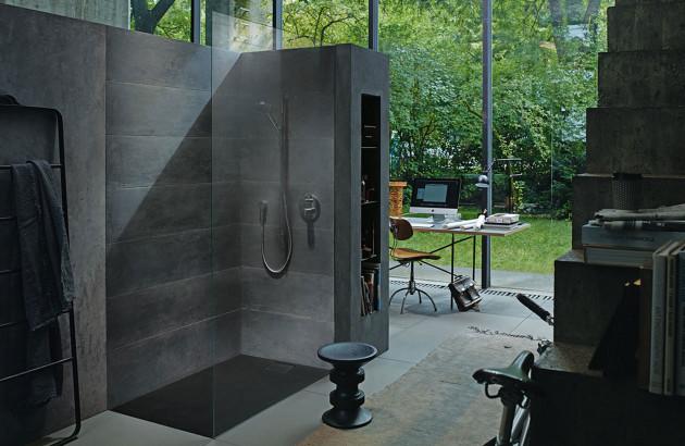Comment créer sa salle de bain industrielle ? | Espace Aubade
