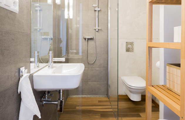 Comment organiser sa petite salle de bains espace aubade - Organiser sa salle de bain ...