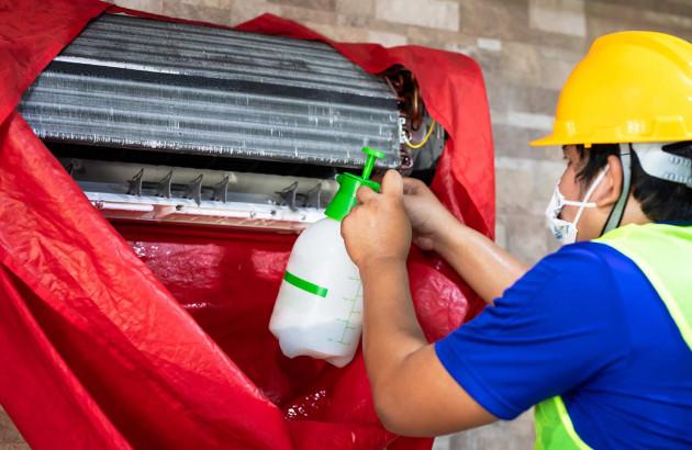 Entretenez votre climatiseur par un professionnel