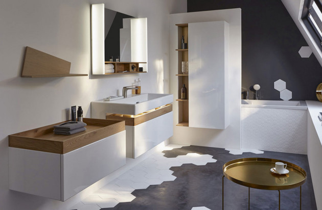 Salle de bains par Jacob Delafon