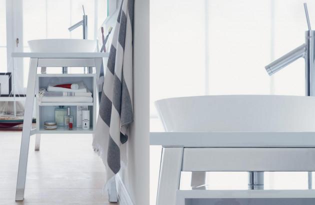 Meuble de salle de bains Cap Cod par Duravit