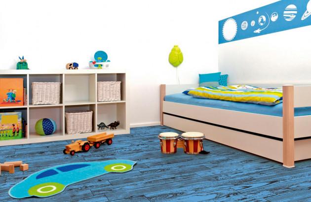 Carrelage chambre pour enfants