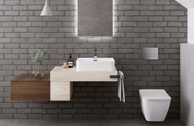 Meuble de salle de bains Adapto de Ideal Standard